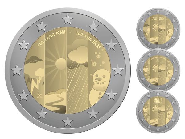 2 Euro KMI